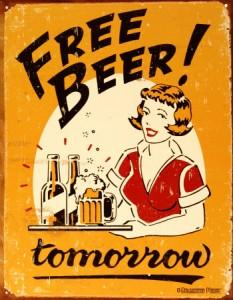 free-beer-posters
